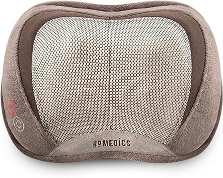 Amazon.com: HoMedics SP-100H cojín de masaje Shiatsu ...