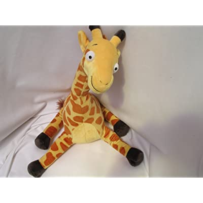 "Giraffe Plush Toy 15"" Collectible ; Kohls Cares for Kids: Toys & Games"