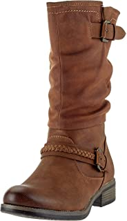 Rieker Women's 95678 Long Boots Brown (Cayenne23) 5 UK