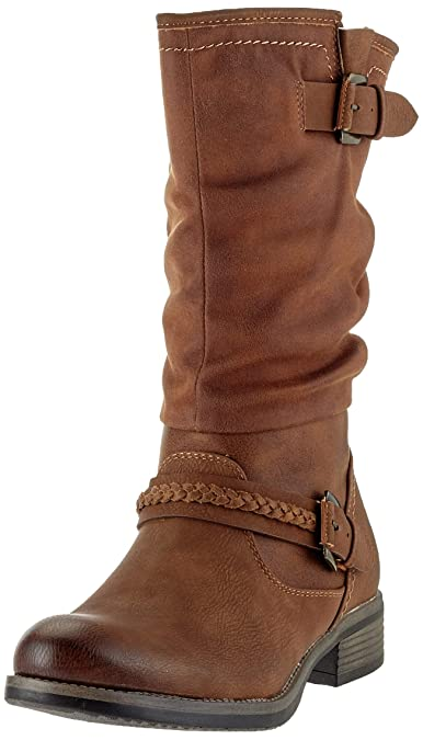 amp; Hohe Rieker Handtaschen Stiefel Rieker Schuhe Damen 98860 Ywwqf7z