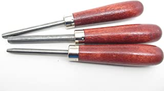 product image for Woodcarvers Eye Punches 3mm 5mm7mm Round Character Face Portrait RAMELSON USA