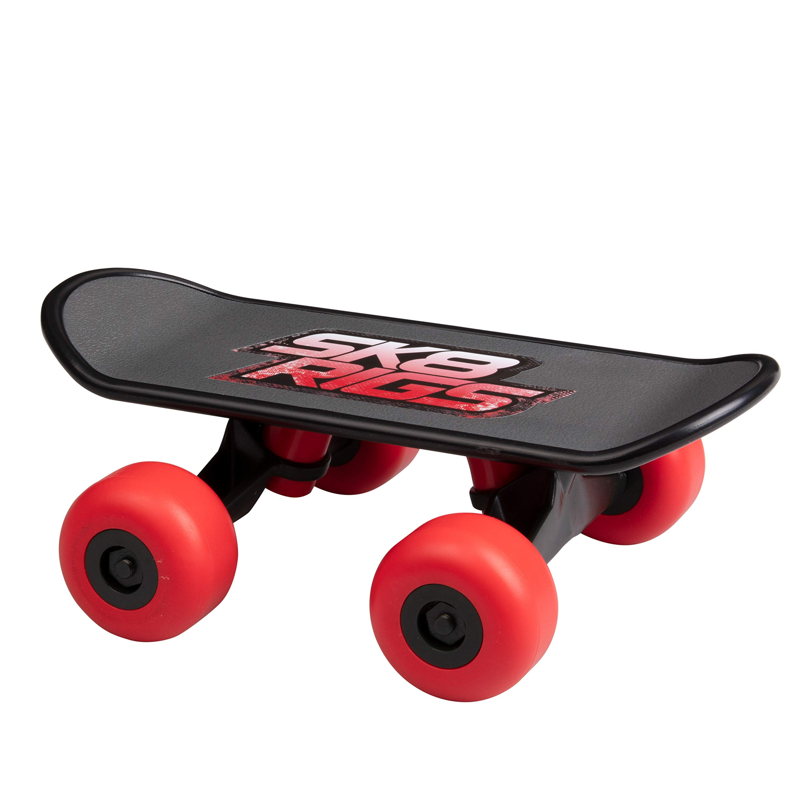 SK8 Rigs Handboard for Kids - Hand Powered Skateboard - Safely Perform Amazing Skateboard Tricks with Your Hands - Falco Red - Age 3+