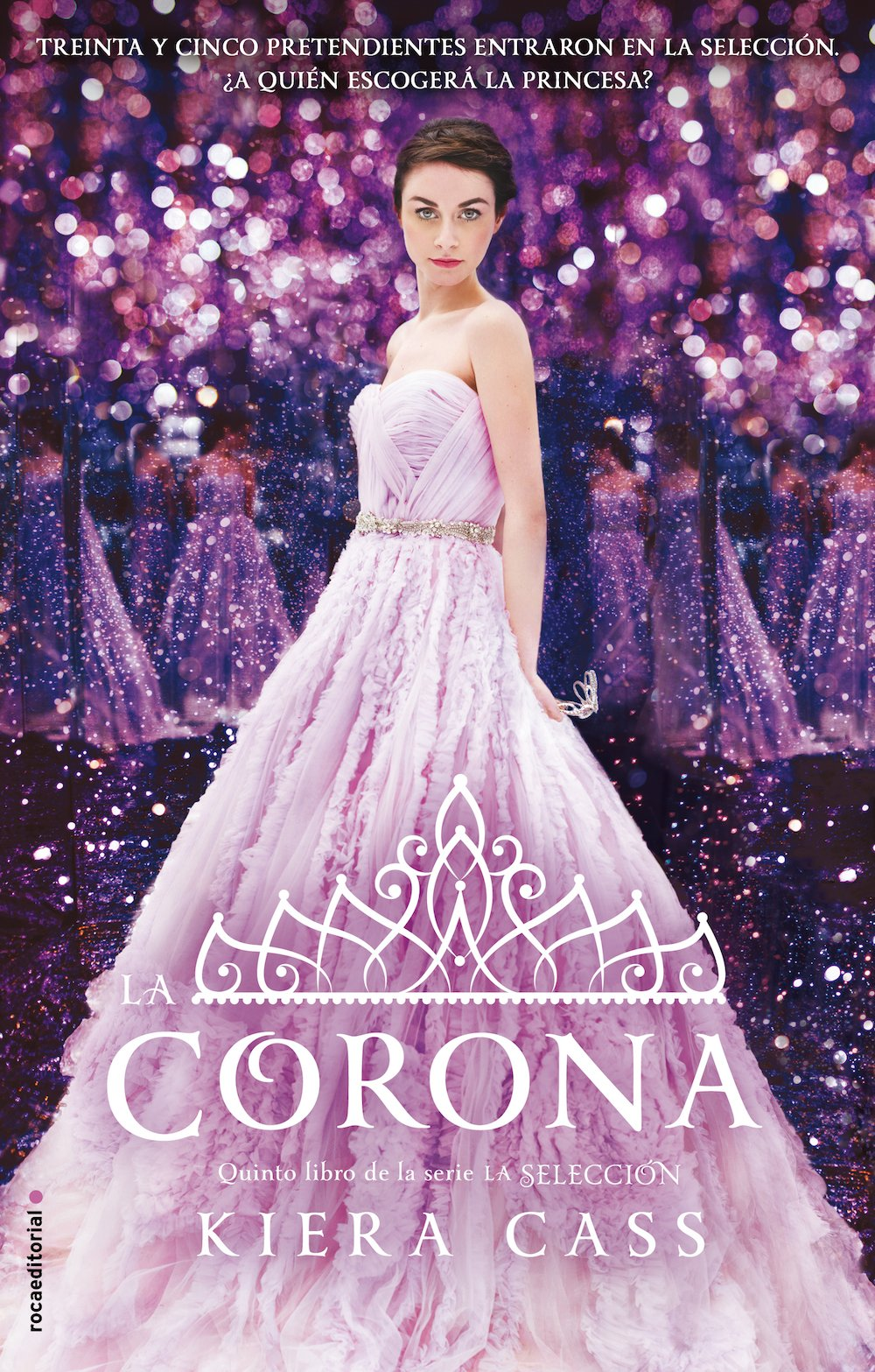 La corona (La Seleccion) (Spanish Edition): Kiera Cass: 9788416498147: Amazon.com: Books