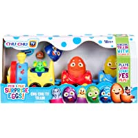 Peek & Play Surprise Eggs by Chuchu TV: Chu Train, Multicolor (75803)
