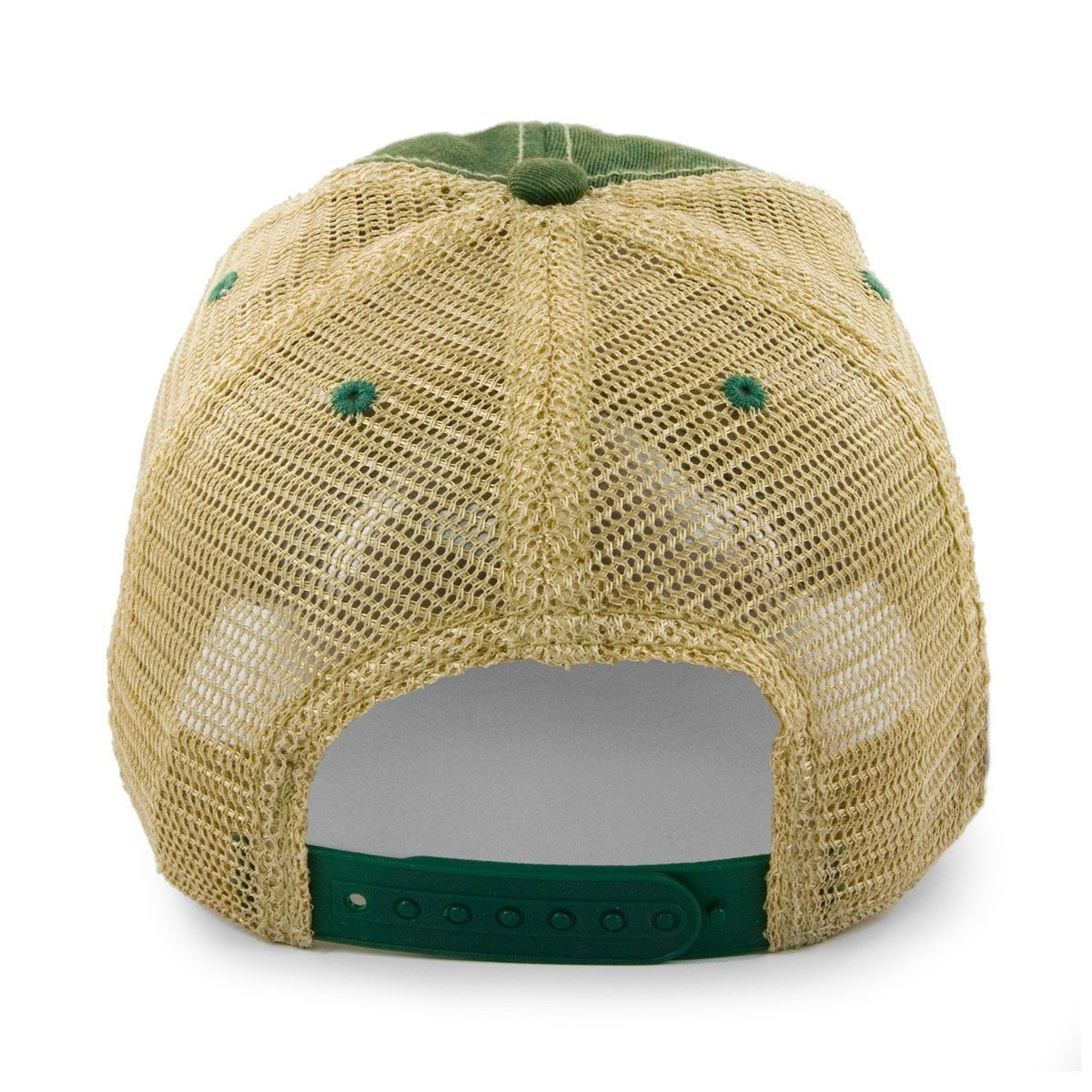 9c40e1ce3 Chowdaheadz Boston Shamrock Patch Dirty Water Mesh Trucker Hat - Green at  Amazon Men's Clothing store: