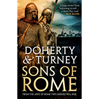 Sons of Rome (Rise of Emperors Book 1) (English Edition)