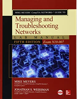 Mike meyers comptia network guide to managing and troubleshooting.