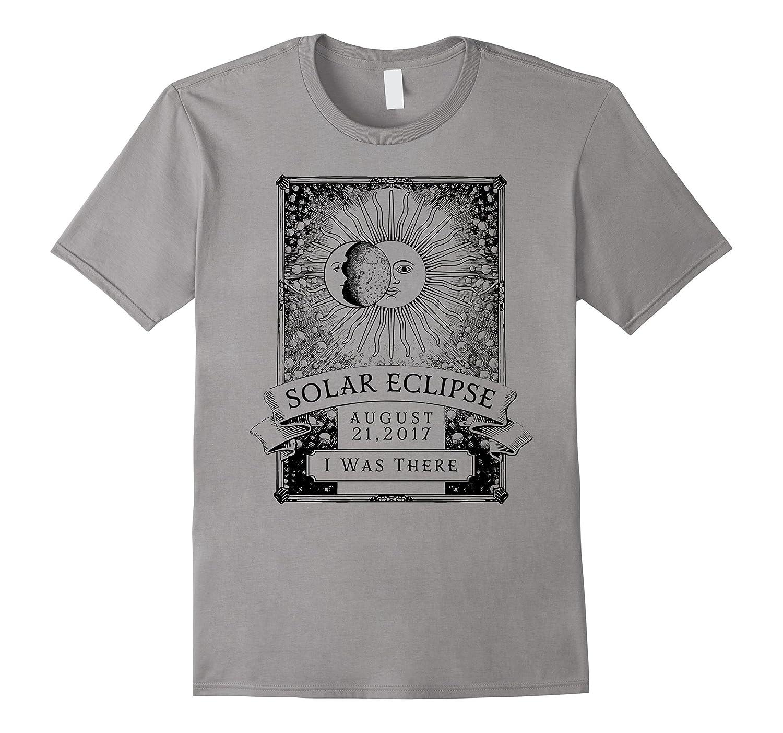 Solar Eclipse 2017 Tee, Vintage Celestial Phenomenon Shirt