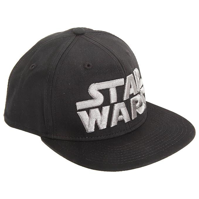 Star Wars - Gorra oficial con Snapback Modelo Contrast unisex ...