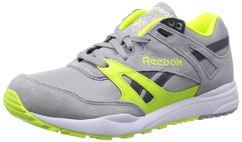 ReebokVentilator Pop - Entrenamiento/Correr Hombre 46 EU|Gris - Grey (Baseball Grey/Solar Yellow/Graphite/White)