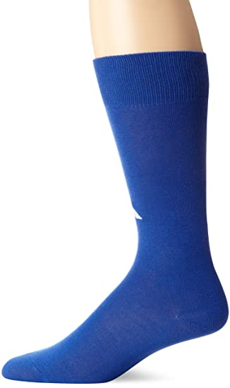3d73a651a adidas Youth Field Sock II Soccer Sock , Cobalight/White , X-Small