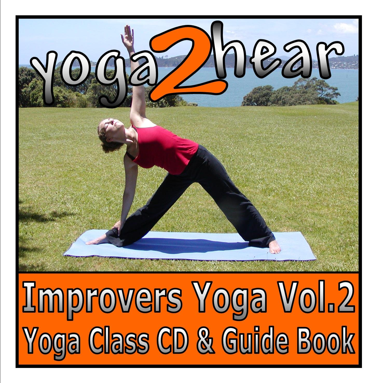 Improvers Yoga Vol 2 - Instructional Yoga Class CD: Sue ...