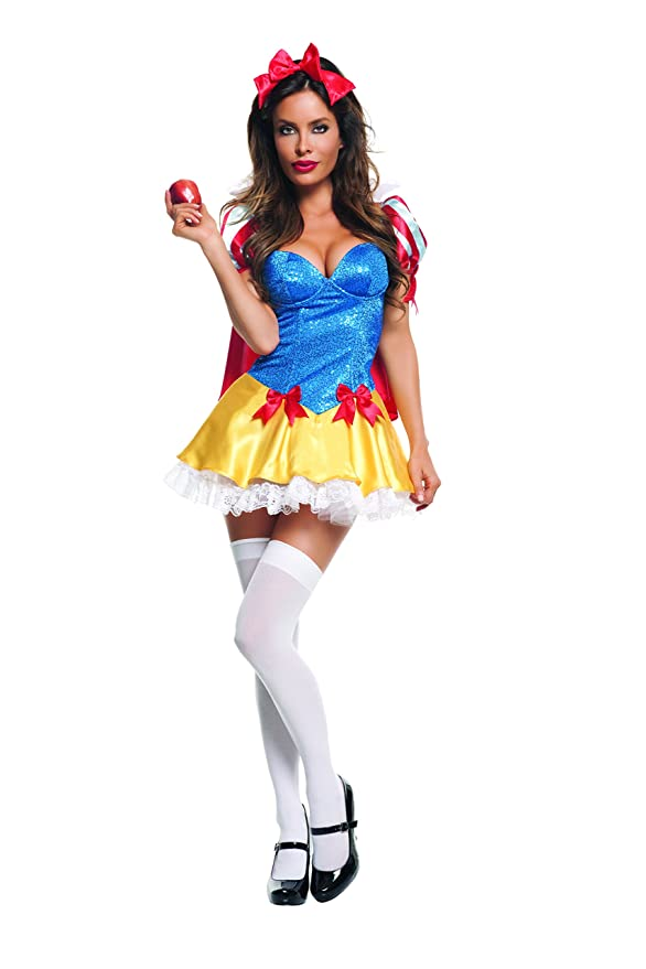 amazoncom starline womens sequin snow white costume set clothing