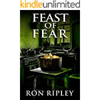 Feast of Fear: Supernatural Horror with Scary Ghosts & Haunted Houses (Tormented Souls Series Book 3) book cover