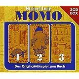 Momo: Folge 1 - 3 (Hörspielboxen)