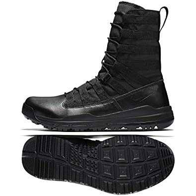 reputable site e45ac b7d67 Nike SFB Gen 2 8 quot  922474-001 Triple Black Second Generation Men s Boots  (