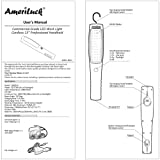 AmeriLuck Cordless LED Work Light, Rechargeable