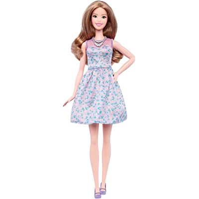 Barbie Fashionistas 53 Lovely in Lilac Doll: Toys & Games
