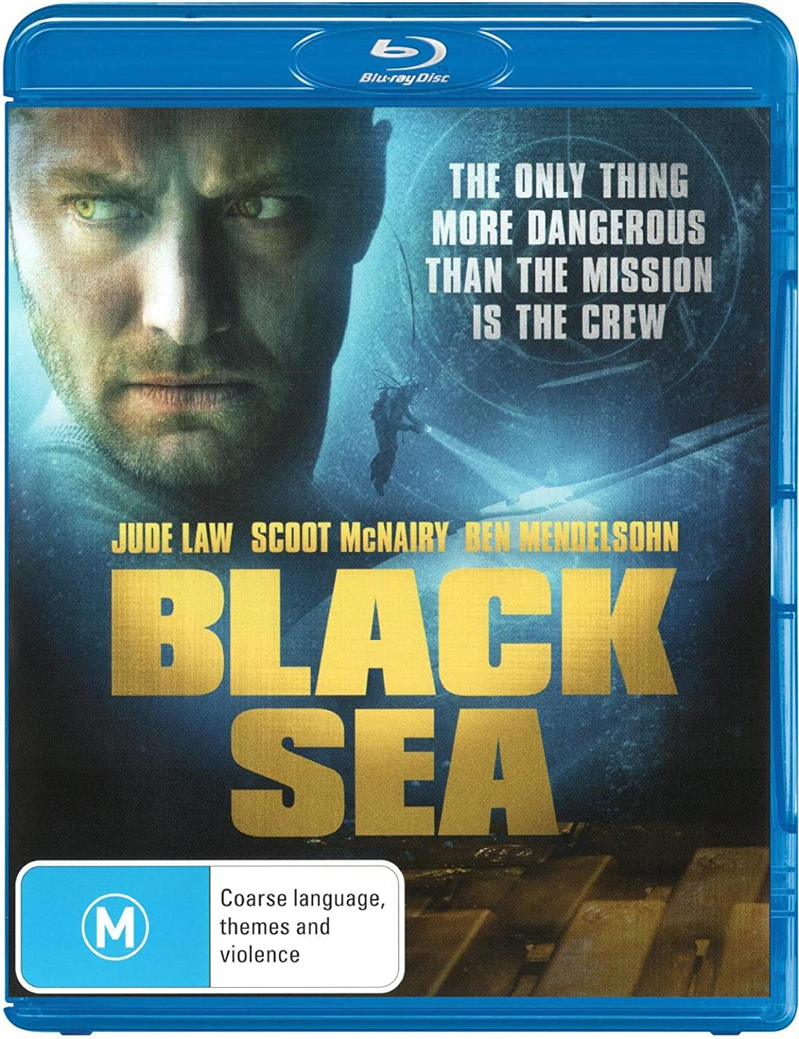 Amazon com: Black Sea | NON-USA Format | Region B Import