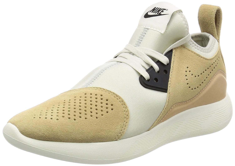 Nike  Damen Turnschuhe Beige Mushroom Bio Beige Light Bone schwarz