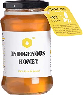 HiHoney Organic Unheated Honey 500 Gms (Glass Jar): Amazon in
