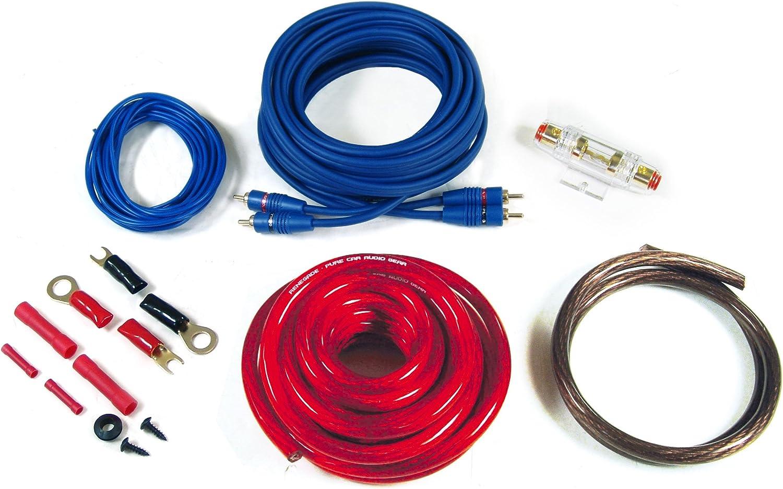 Renegade Ren20kit Audio Adapter Für Kabel Schwarz Elektronik