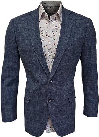 Men/'s Mantoni  Wool Tuxedo peak Lapel single breasted one button formal wear