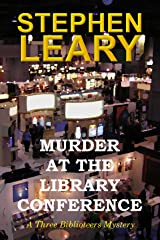 Murder at the Library Conference