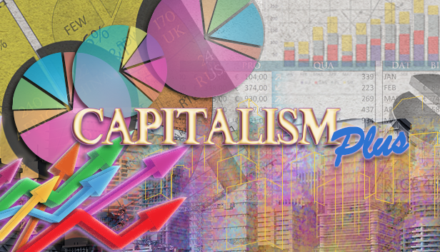Capitalism Plus [Online Game Code]