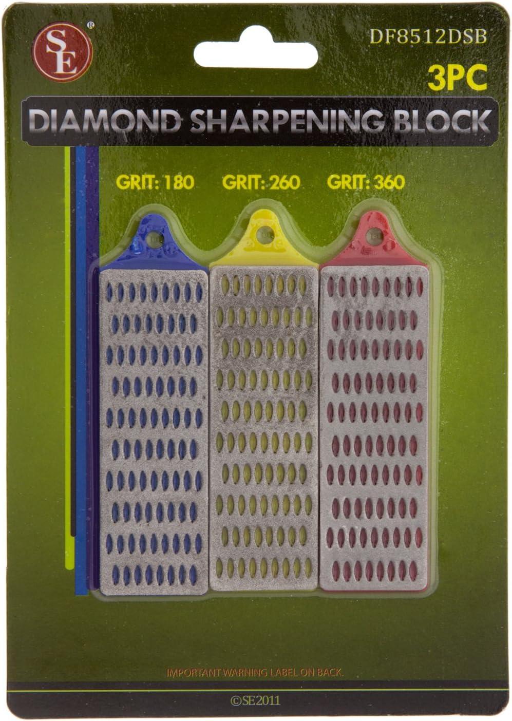 Diamond Sharpening Sticks 1X3
