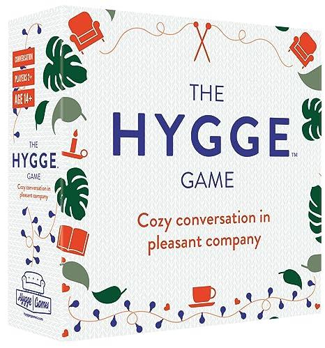La Hygge Juego 21071 Cozy conversación en Agradable Empresa Tarjeta Juego