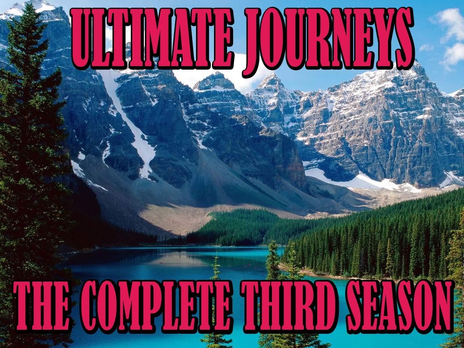 Ultimate Journeys on Amazon Prime Video UK