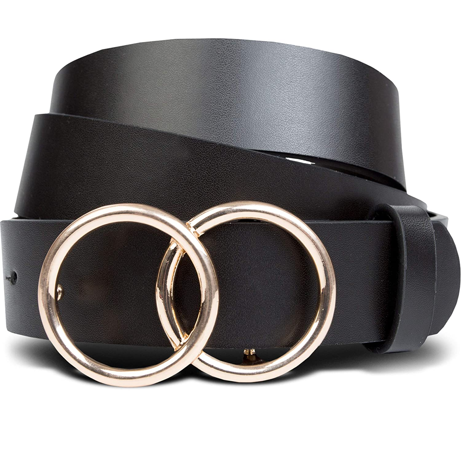 Belts Belt Men Personality Fashionable Simple Belt With Leather Trousers