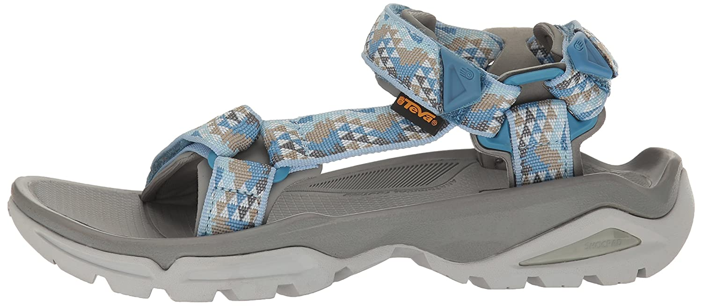 Teva Women's Sandal W Terra Fi 4 Sandal Women's B01IPYXPNG 12 B(M) US|Palopo Blue 706972