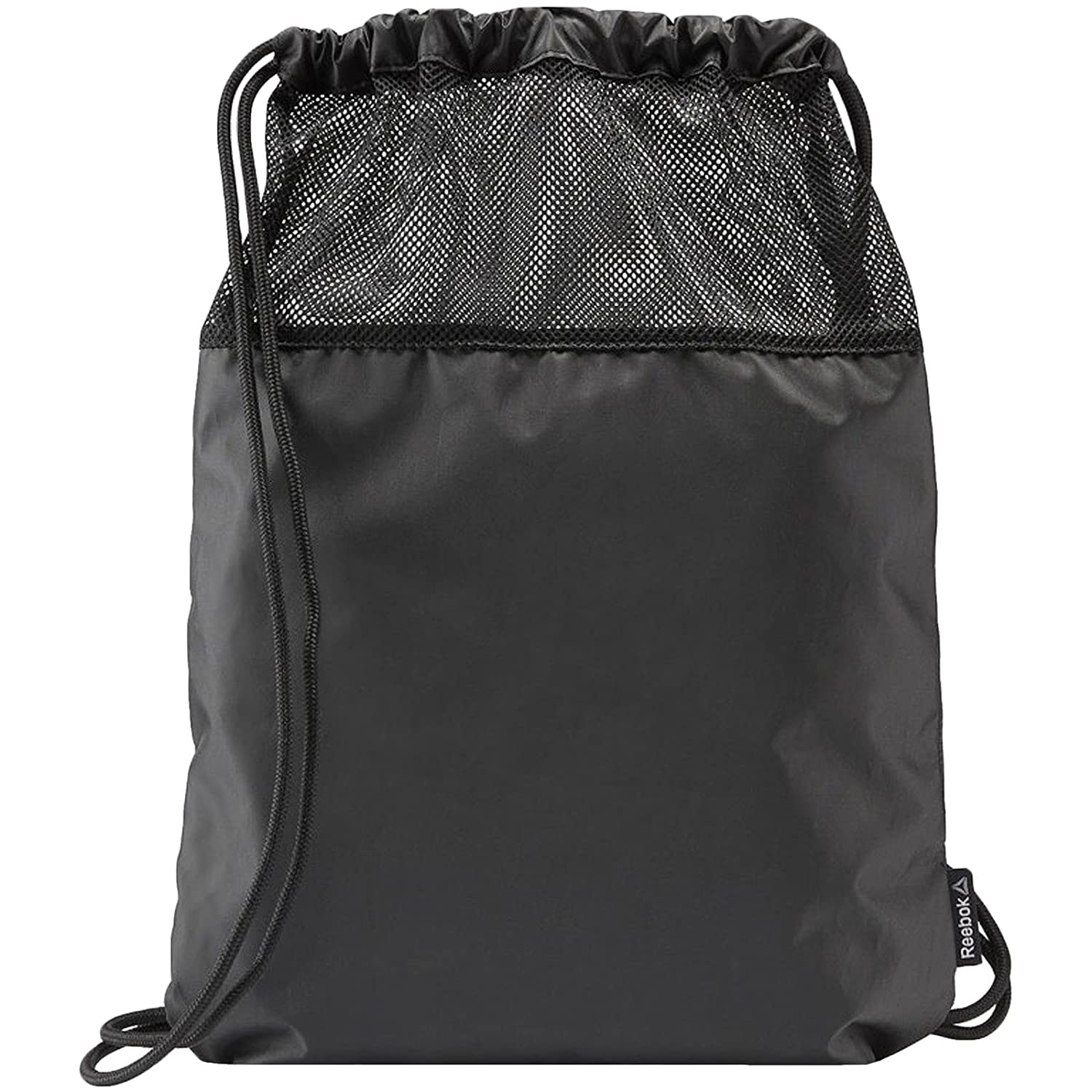 5b75e7d456 Reebok Studio Les Mills Gym Sack Drawstring Bag Black: Amazon.co.uk ...