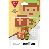 Amiibo - 8-Bit Link : The Legend Of Zelda - Standard Edition