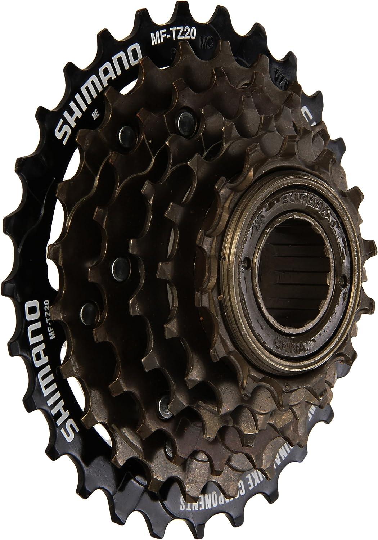 Sunrace 6 Speed Freewheel Sprockets 14//24T MTB Cycle Bicycle Bike Free Wheel 6sp