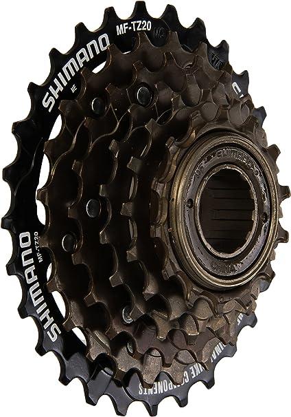 Bicycle Freewheel MTB MF-TZ500-7 Threaded Freewheel 7 Speed 14-28T