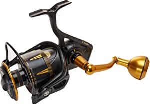 Penn Slammer III Spinning 4500 - Carrete de Pesca (416 g), Color ...