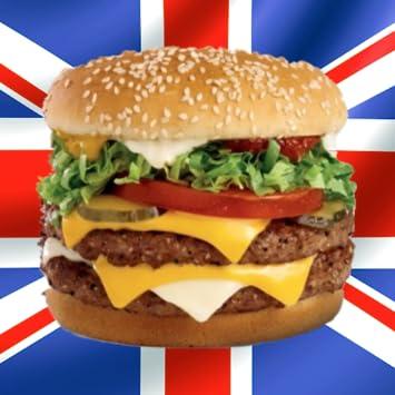 Amazon Uk Fast Food Nutrition Calories Carbs Checker Plus