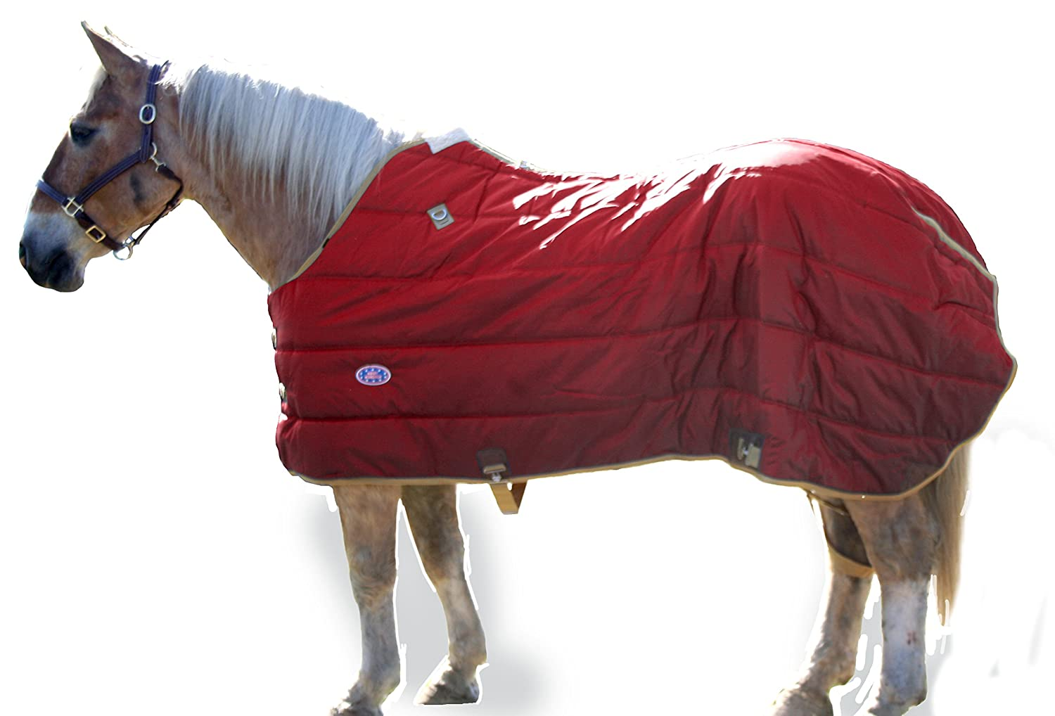 Derby Originals 420D 300G West Style Winter Horse Stable Blanket 80-8017BL-72-P