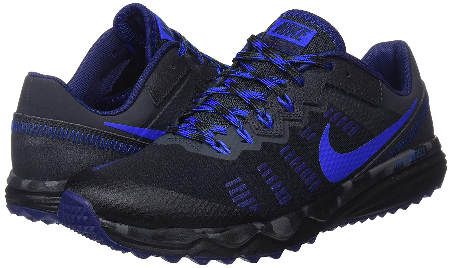 the best attitude bd2d2 099ed Nike Men s 819146-004 Trail Running Shoes  Amazon.co.uk  Shoes   Bags
