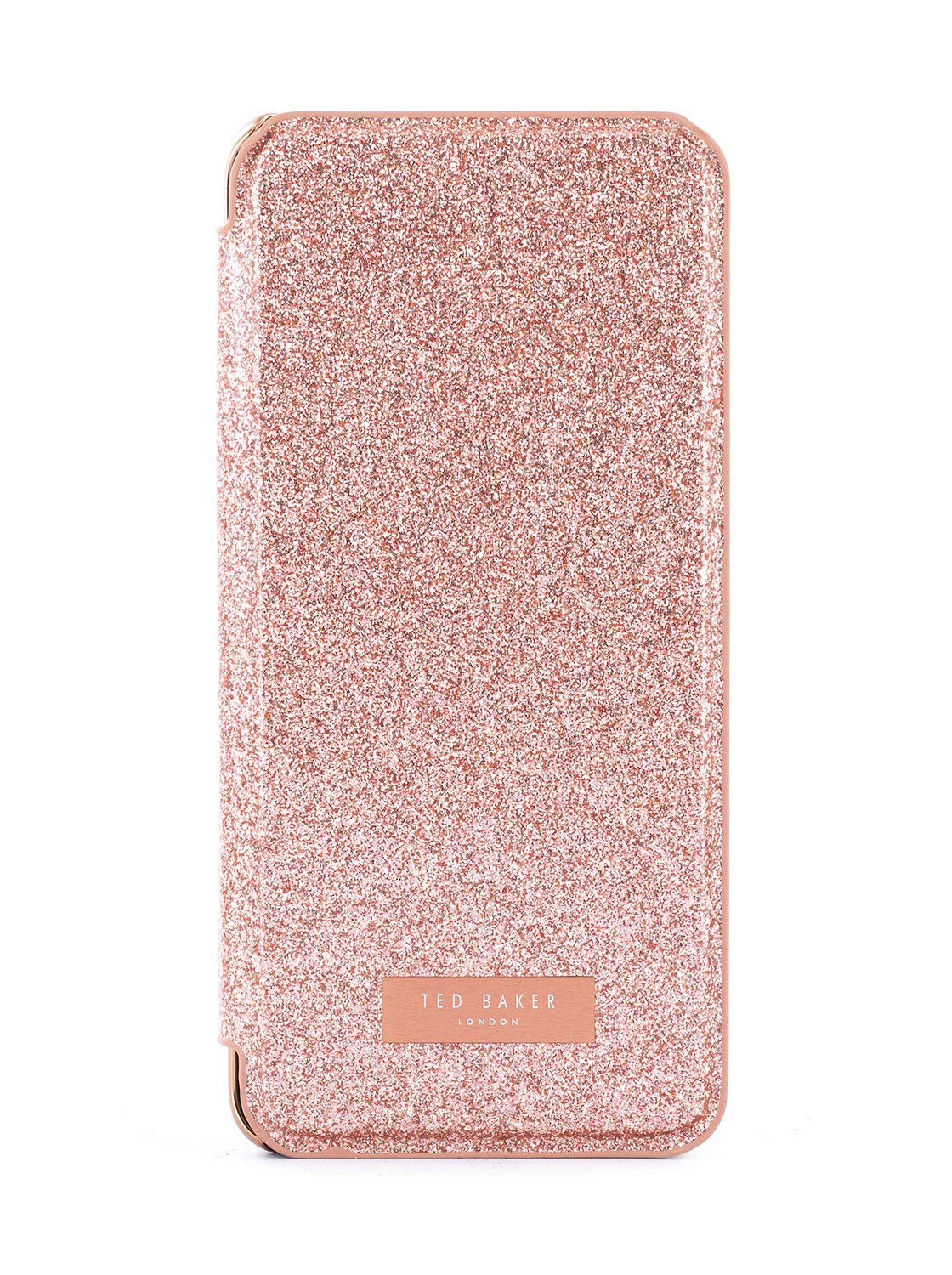 Ted Baker GLITSIE Fashion Mirror Folio Case for Samsung Galaxy S9, Protective Cover for Professional Womens/Girls for Galaxy S9: Amazon.es: Electrónica