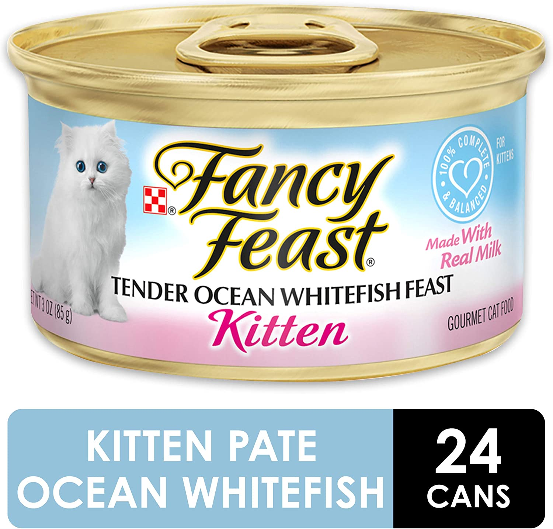 La mejor comida para gatitos para tu gato de 2019 (Análisis) 8
