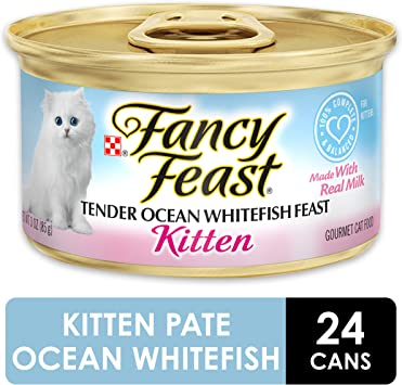 Amazon.com: Comida húmeda Purina Fancy Feast para ...