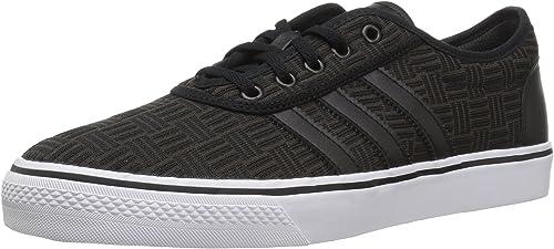 adidas ADI Ease Skate Shoe, DGH Solid Grey, core Black, FTWR