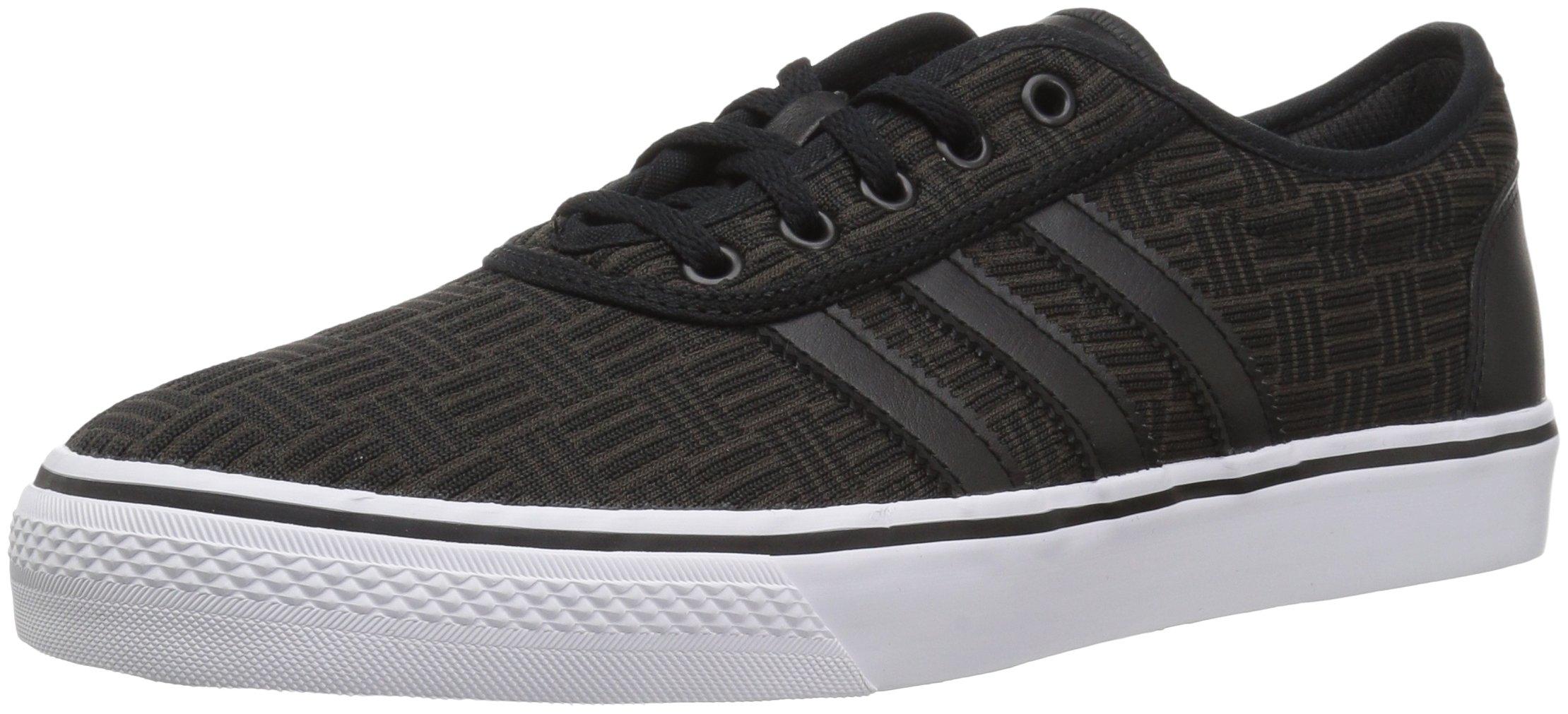premium selection 988c1 1fe76 Galleon - Adidas Originals Adi-Ease Skate Shoe, DGH Solid Grey, Core Black, FTWR  White, 13.5 M US