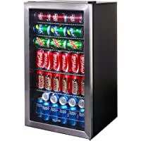 NewAir AB-1200 126-Can Free-Standing Beverage Cooler