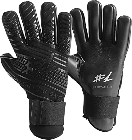 8 Torwarthandschuhe KAPPA Torwart Handschuhe Gr 6 9 schwarz Training Herren