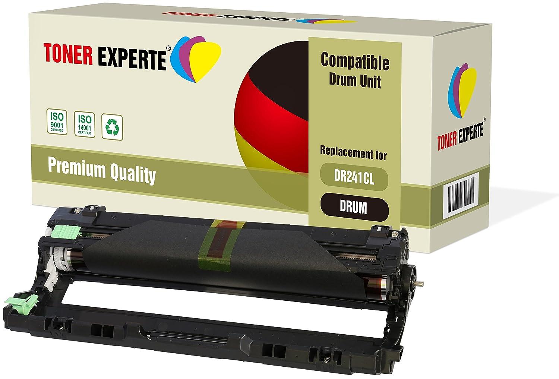 Kit 4 TONER EXPERTE® DR241CL Tamburi compatibili per Brother DCP-9015CDW DCP-9020CDW MFC-9140CDN MFC-9330CDW MFC-9340CDW HL-3140CW HL-3142CW HL-3150CDW HL-3152CDW HL-3170CDW HL-3172CDW MFC-9130CW (15000 pagine) DR-241CL